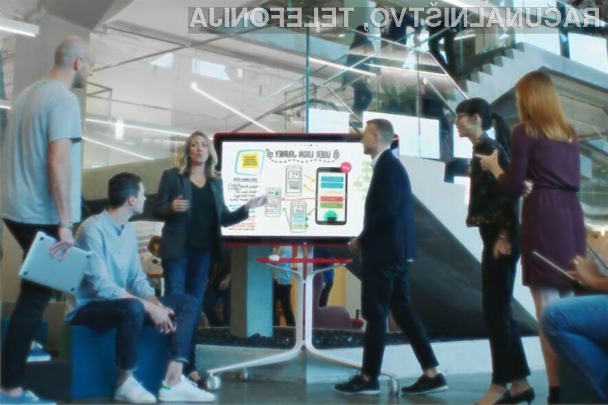 Elektronska tabla Google Jumboard je nepogrešljiv pripomoček za kreativna podjetja!