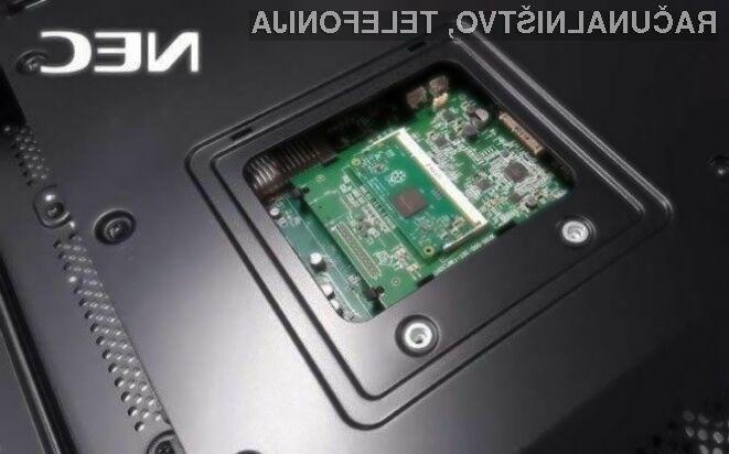Z novimi zasloni NEC bomo lahko brskalni po spletu brez uporabe osebnih računalnikov!