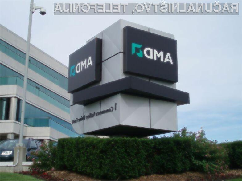 Podjetju AMD nikakor ne uspe prepričati kupce v nakup njihovih izdelkov.