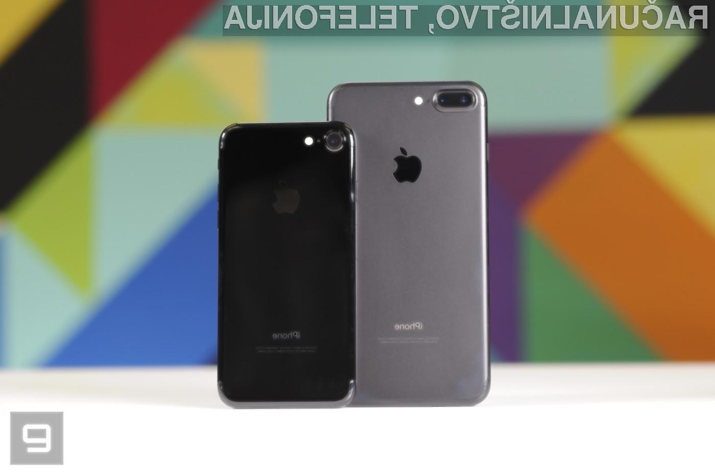 Prodaja telefonov iPhone zaradi pomankanja inovativnosti v prostem padu!