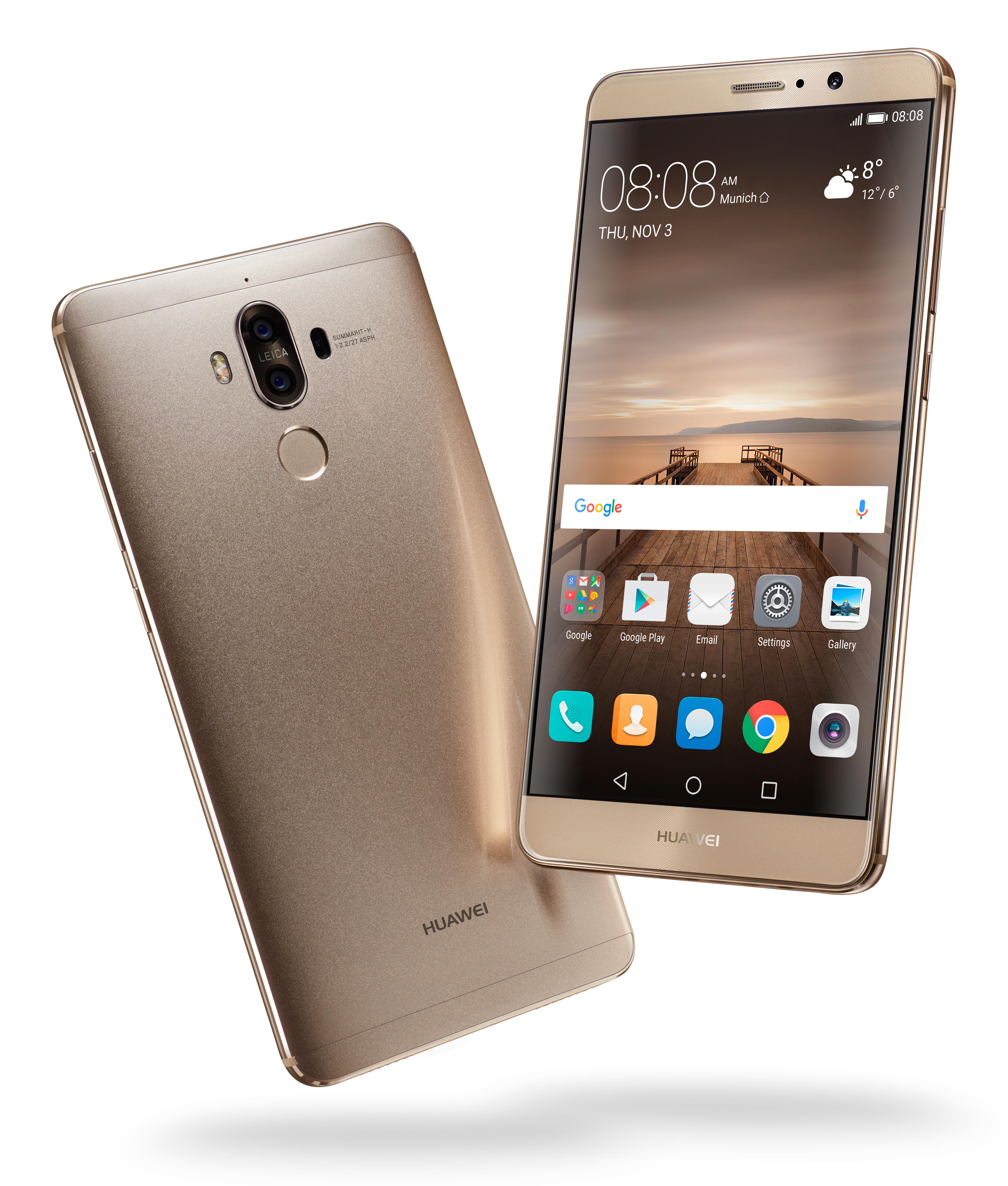 Mate 9, nova doba pametnih telefonov. #AStepAhead
