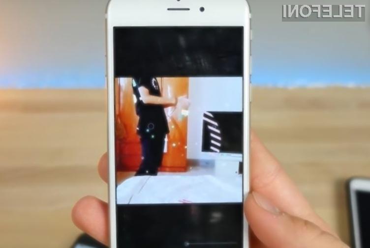 En videoposnetek je dovolj, da vaša mobilna naprava Apple povsem odpove!