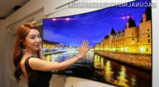 Novi televizorji podjetja LG bodo zlahka našli mesto kjerkoli v stanovanju!