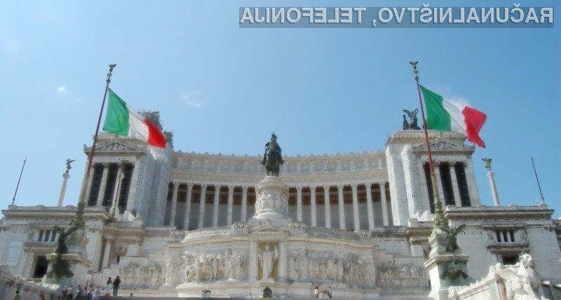 Italijansko ministrstvo za obrambo se ne namerava odpovedati operacijskemu sistemu Windows!