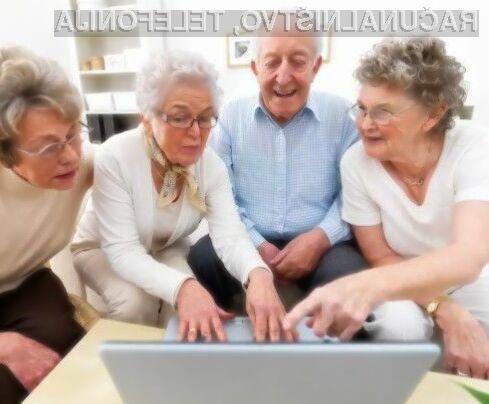 Tisti, ki imajo na Faceboooku več prijateljev, v povprečju živijo dlje!
