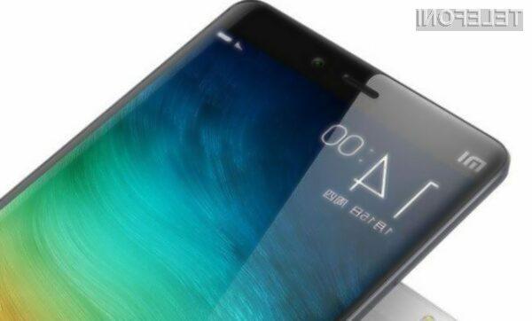 Dobrih 450 evrov vredni telefon Xiaomi Mi Note 2 je bil razprodan v 40 sekundah!