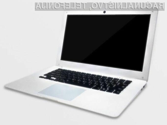 Superpoceni prenosni računalnik Pine64 Pinebook bo kot nalašč za enostavnejša opravila!