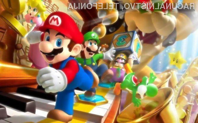 Igro Super Mario Run na bi v enem dnevu preneslo do 10 milijonov igričarjev!