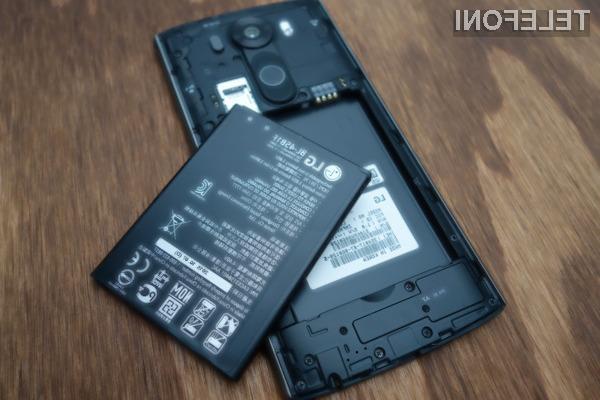 V vseh novih telefonih podjetja Samsung bi lahko našli baterije podjetja LG Chemical.