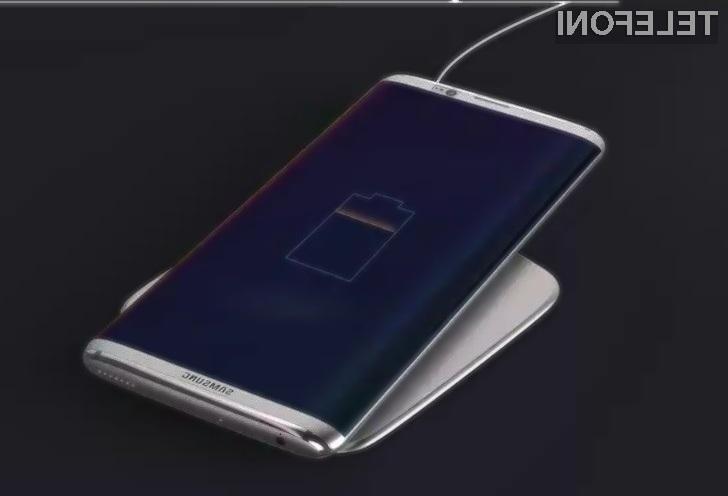 Samsung Galaxy S8 bo skoraj v celoti posnemal pametni mobilni telefon iPhone 7!