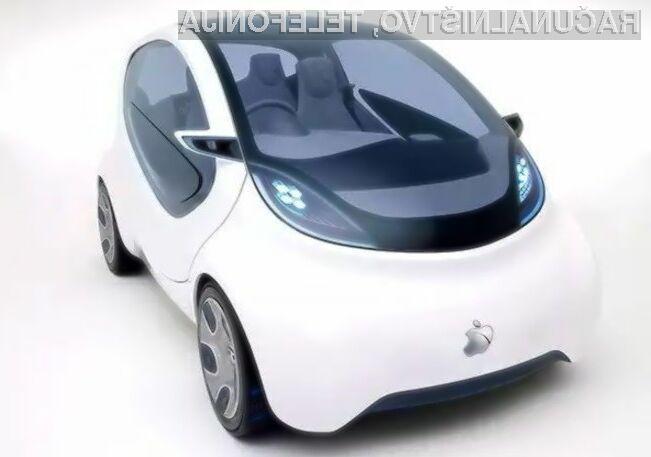 Podjetje Apple očitno želi aktivno sodelovati na področju avtonomnih vozil.