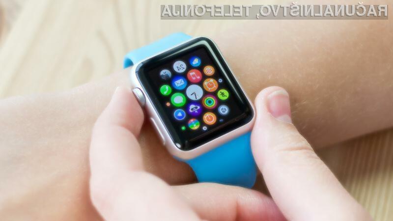 Pametna ročna ura Apple Watch je brez težav opravila s celotno konkurenco!
