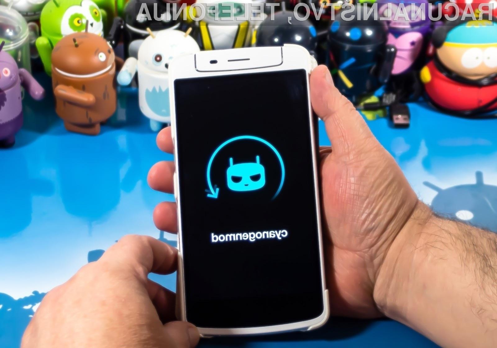 CyanogenMod v letu 2017 ne bo več podprt s strani organizacije Cyanogen!