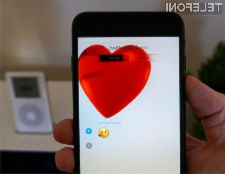 Novi iOS 10.2 prinaša kar nekaj uporabnih novosti!