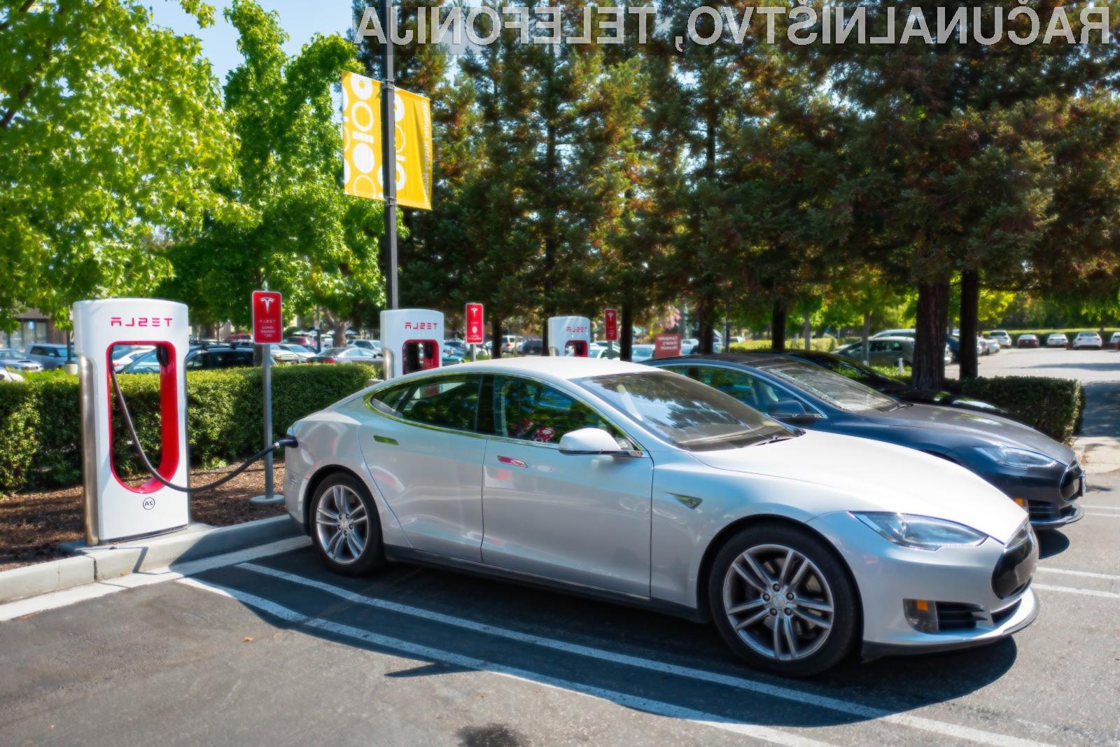 Povsem izpraznjeno baterijo električnega avtomobila naj bi povsem napolnili v pičlih petih minutah.