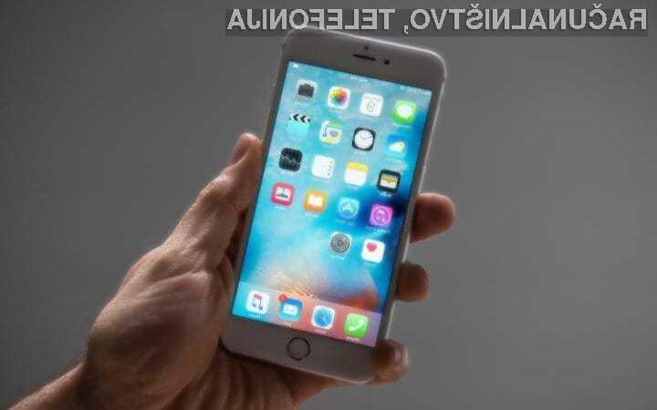 Apple bo telefone iPhone 6s z napako popravilo povsem brezplačno!