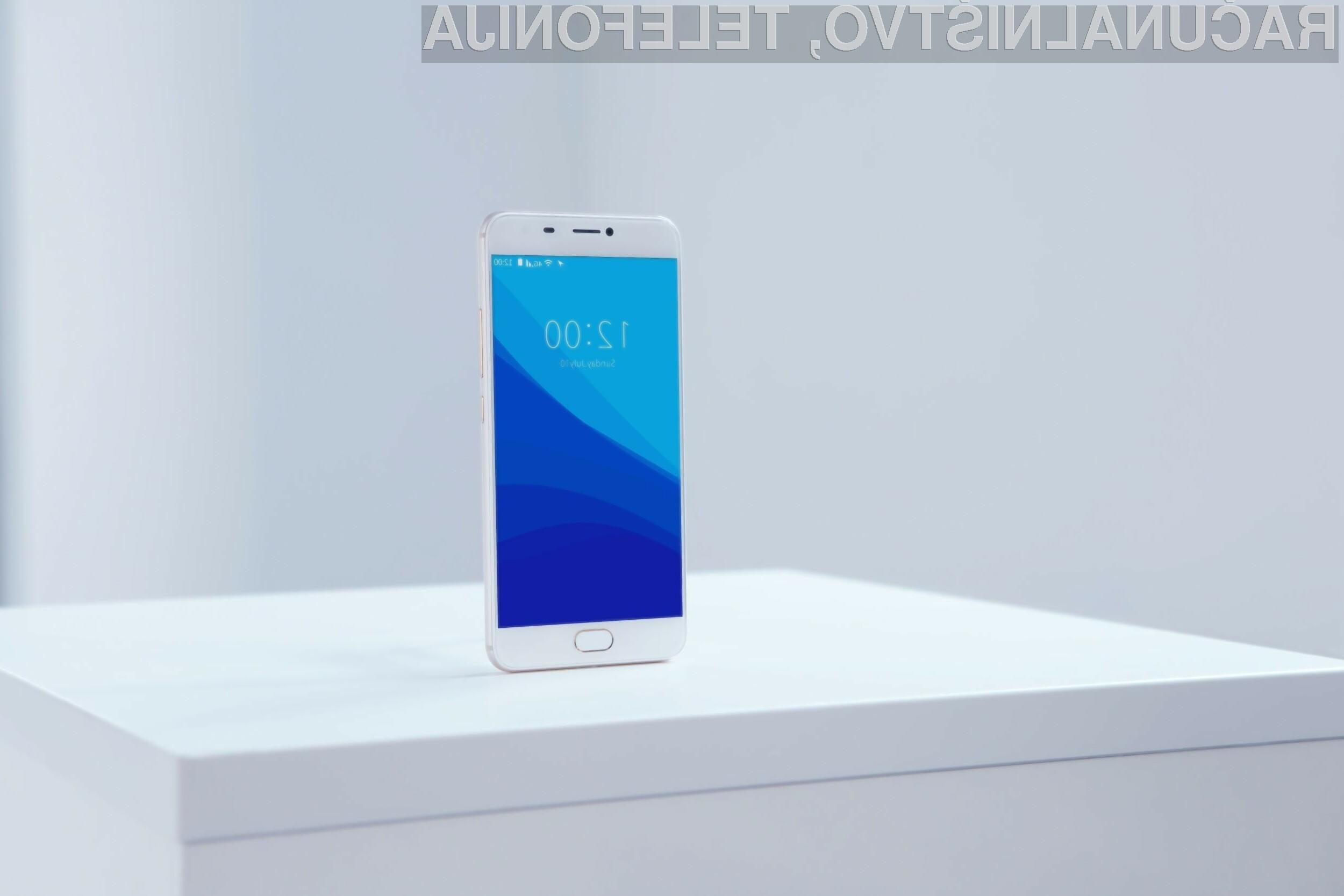 Pametni mobilni telefon UMi Z bo brez težav opravil s celotno konkurenco!