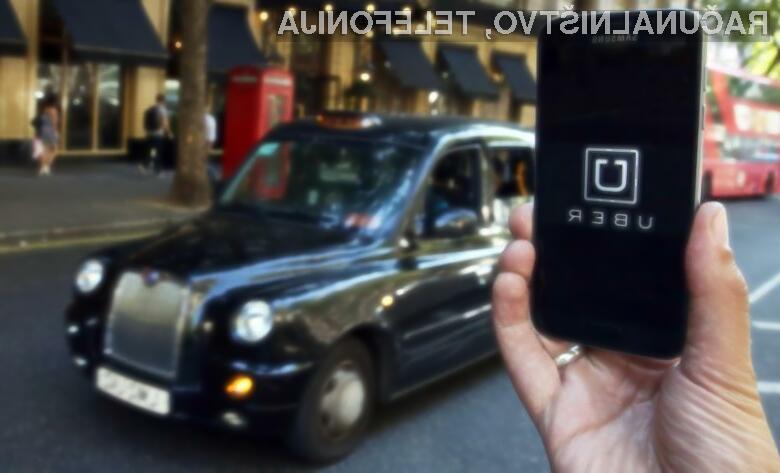 Poslovanje podjetja Uber je vse prej kot dobičkonosno!