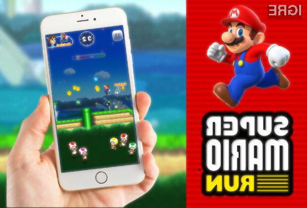 Mobilna igra Super Mario Run vas bo zagotovo takoj prevzela!