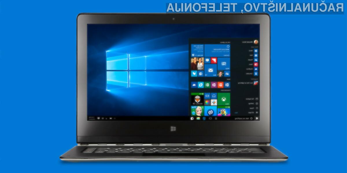 Za izvedbo napada na Windows 10 napadalec na srečo potrebuje fizičen dostop do računalnika.