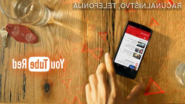 Spletna storitev YouTube Red predstavlja alternativo Netflixu in storitvi Amazon Prime Video.
