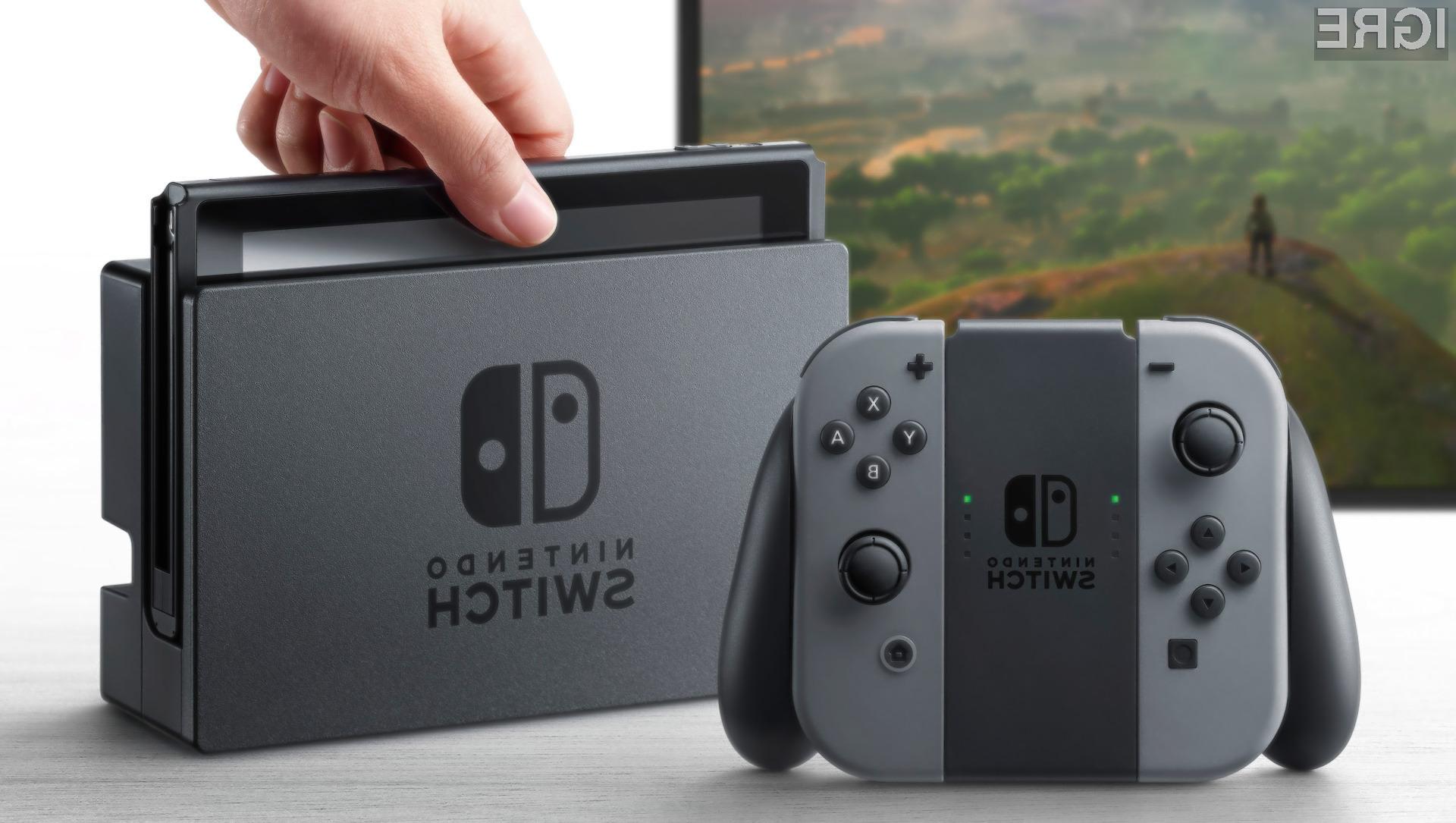 Igralna konzola Nintendo Switch naj bi prinesla veliko igričarskih užitkov!