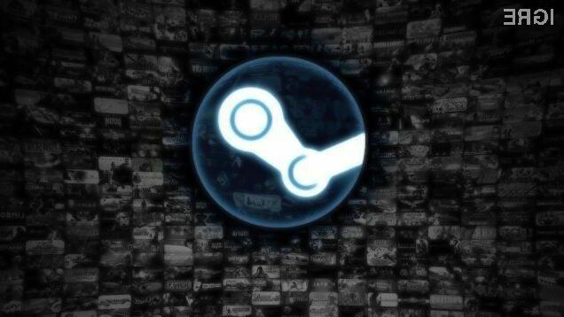 Igričarska oblačna platforma Steam je med uporabniki operacijskega sistema Windows 10 nadvse priljubljena!