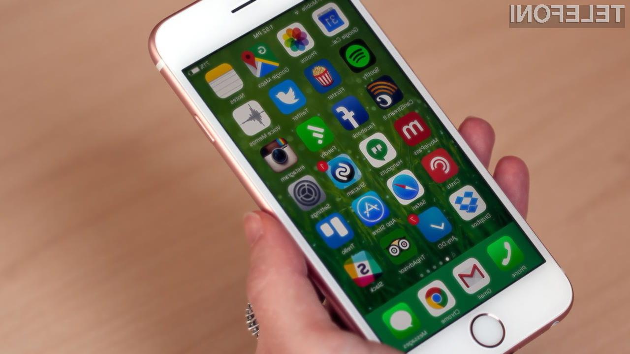 Pametni mobilni telefon Apple iPhone ni več najbolje prodajani telefon na kitajskem tregu.