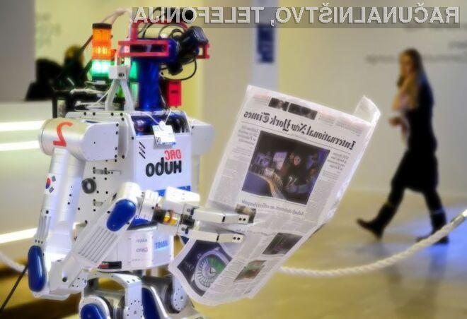 Roboti bi lahko v naslednjih nekaj letih brez težav nadomestili celo do polovico delovnih mest, ki so danes v izključni domeni človeka.