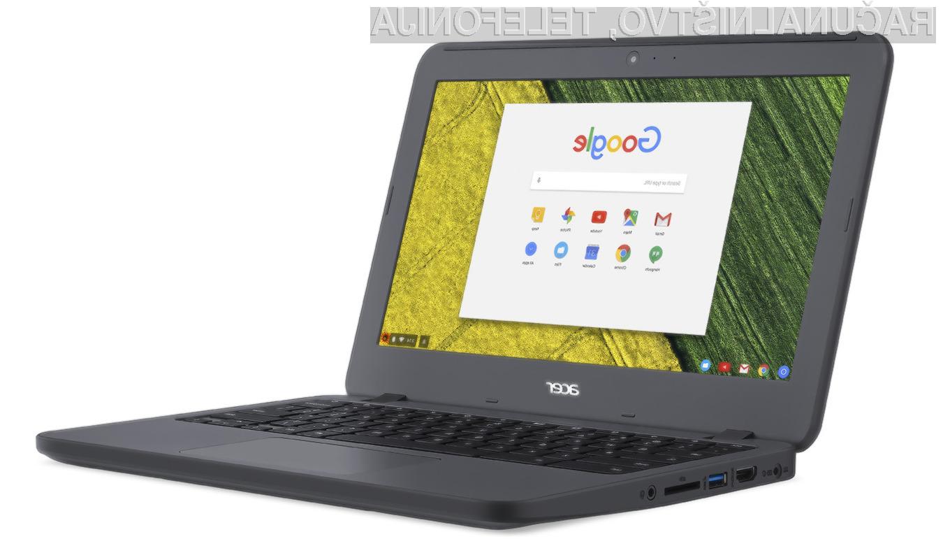 Chrome OS naj bi kmalu omogočal neposredno odgovarjanje na prejeta elektronska sporočila.