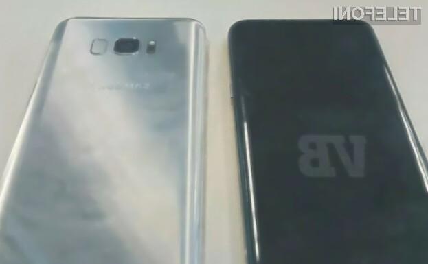 Novi Samsung Galaxy S8 naj bi v primerjavi z njegovim predhodnikom prinesel vrsto izboljšav!