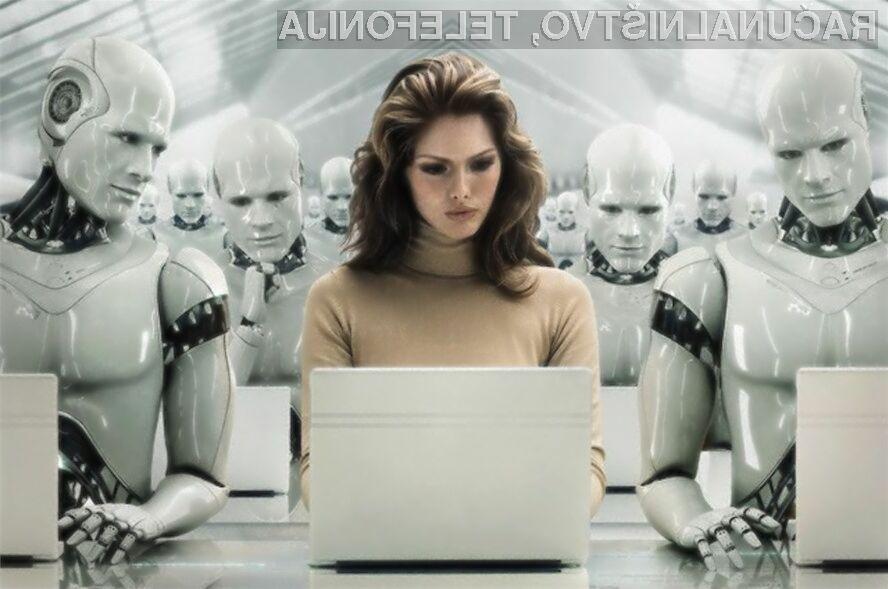 Univerzalen dohodek naj bi obvaroval človeka pred posledicami razvoja umetne inteligence.