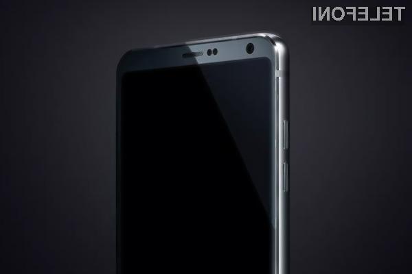 Od pametnega mobilnega telefona LG G6 se pričakuje veliko!