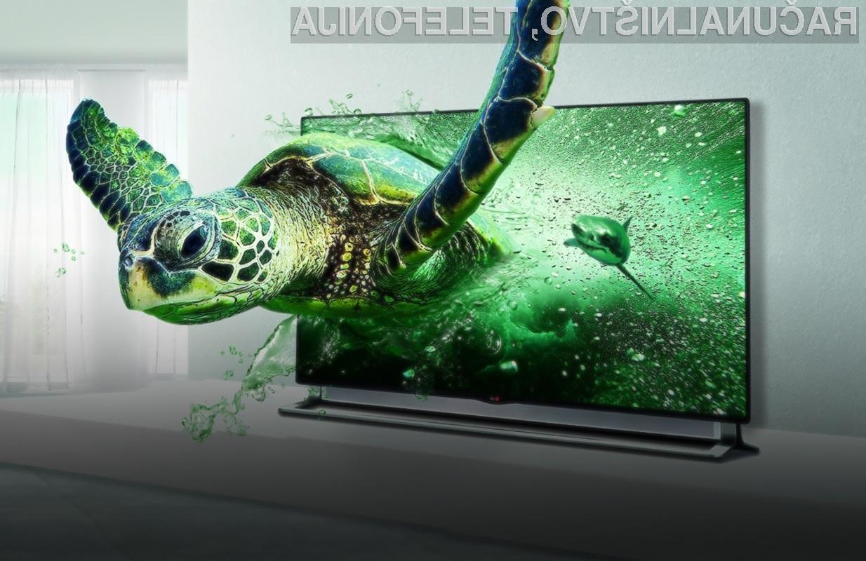 Tridimenzionalni televizorji bodo kmalu povsem izginili iz prodaje.