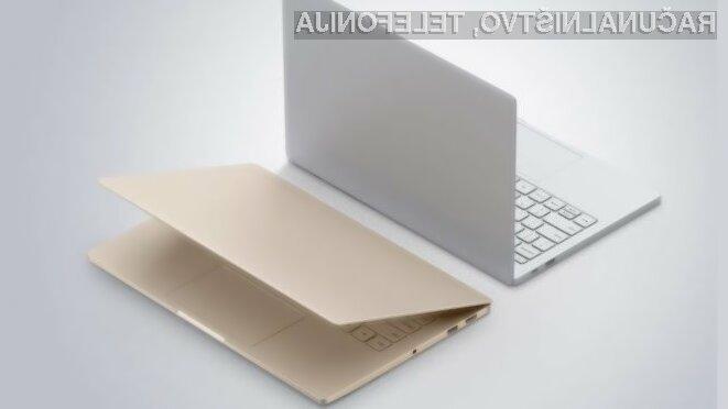 Prenosniki Xiaomi Mi Notebook 2 naj bi bili naprodaj še pred poletjem!