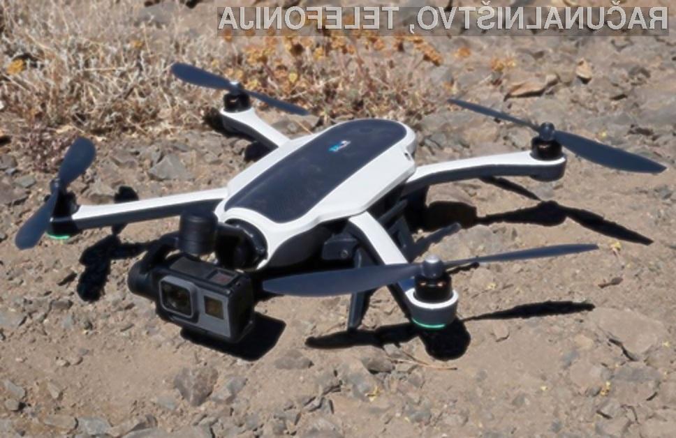 Inženirji podjetja GoPro zagotavljajo, da so bile vse napake pri dronu GoPro v celoti odpravljene!