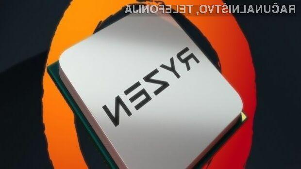 Podjetje AMD ima s procesorji Ryzen nedvomno velike načrte!
