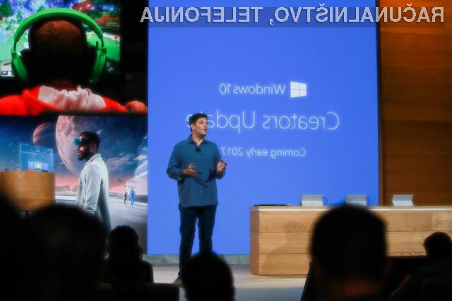 Microsoft odsvetuje »prisilno« namestitev nadgradnje Windows 10 Creators Update!