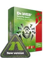Dr.Web Security Space za vse bralce Računalniških novic -35% ceneje