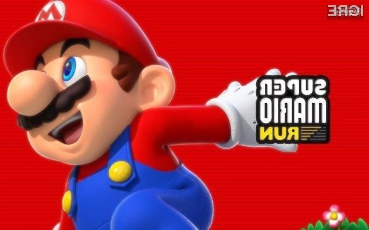 V čarih mobilne igre Super Mario Run bodo kmalu lahko uživali tudi uporabniki mobilnih naprav Android.