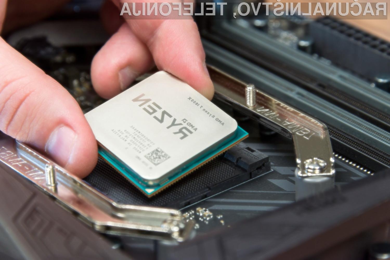 Novi procesorji AMD Ryzen za prenosnike prinašajo kar 200-odstotno povečanje zmogljivosti v primerjavi z njihovimi predhodniki.