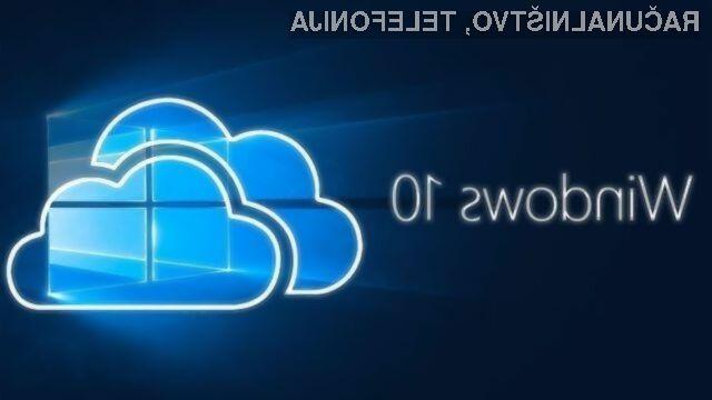 Oblačni operacijski sistem Windows 10 Cloud bomo brez težav lahko poganjali tudi na najcenejših osebnih računalnikih.