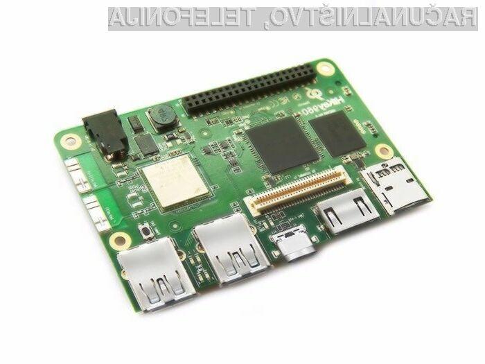 Kompaktni osebni računalnik Huawei HiKey 960 bo zlahka kos tudi najzahtevnejšim opravilom.