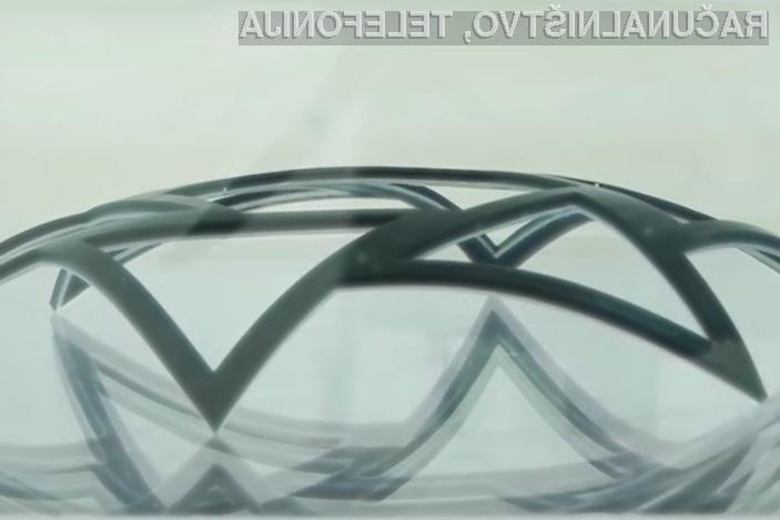 Natisnjeni materiali lahko sedaj celo spreminjajo obliko glede na zunanjo temperaturo.