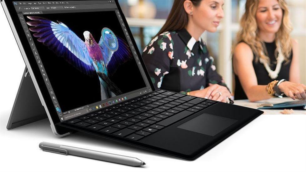 Tablični računalniki Microsoft so v Združenih državah Amerike postali celo bolj priljubljeni od Applovih!