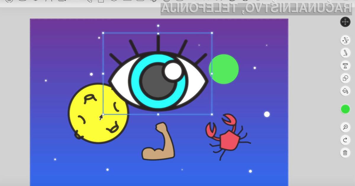Aplikacija Google AutoDraw bo poskrbela, da bodo naše slike vedno všečne!