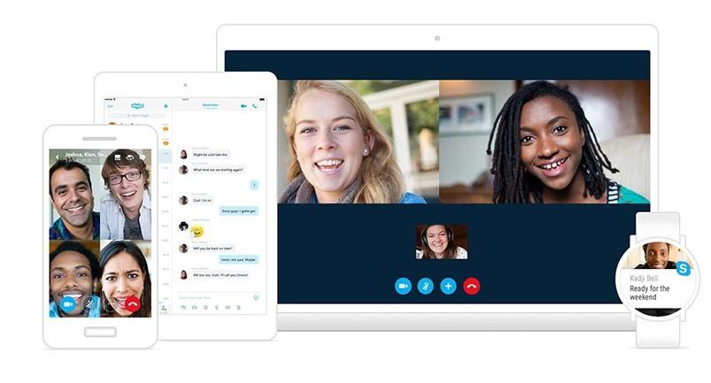 Novi Skype bo poleg odprave nevarne ranljivosti prinesel še vrstno novih funkcionalnosti.