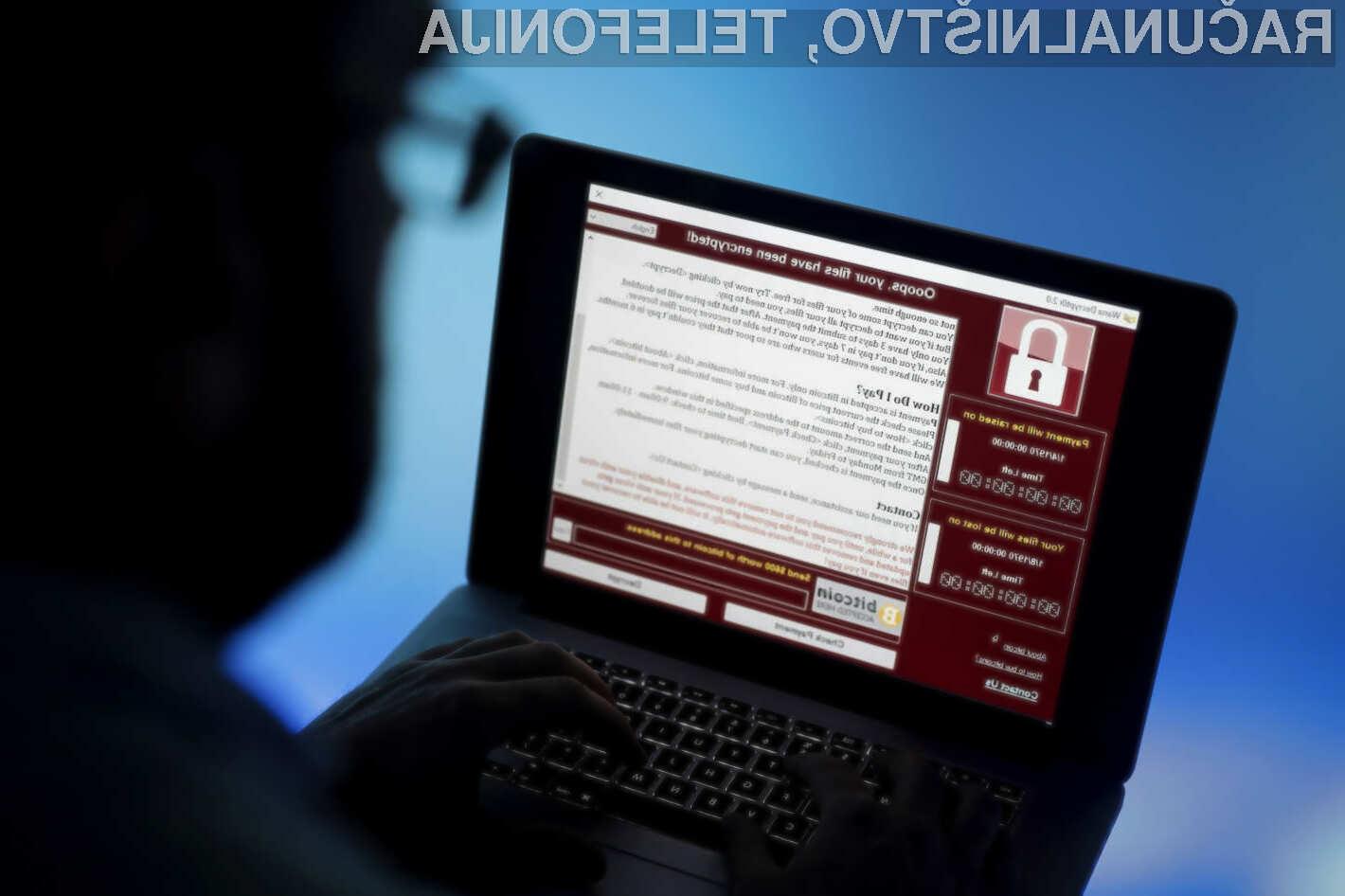 Za napadom z izsiljevalsko škodljivo programsko kodo WannaCry naj bi stali voditelji Severne Koreje!