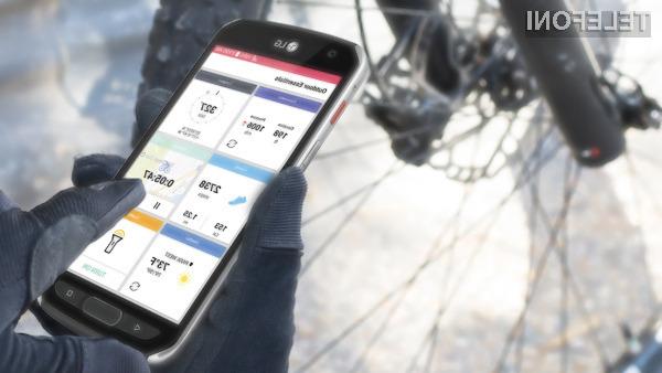 Pametni mobilni telefon LG X Venture bomo le stežka uničili!