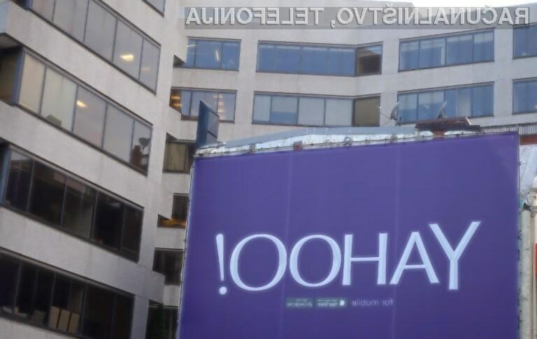 Usoda storitev podjetja Yahoo! zaenkrat ostaja negotova!